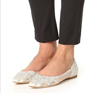 e97b777f6b6c Badgley Mischka Shoes - New badgley Mischka Gigi pointed toe flats